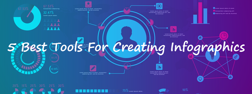 5 Best Tools For Creating Infographics