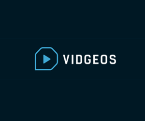 Vidgeos Logo