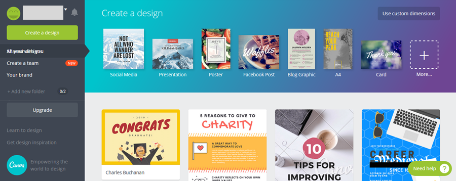 Best Tools For Creating Infographics Canva